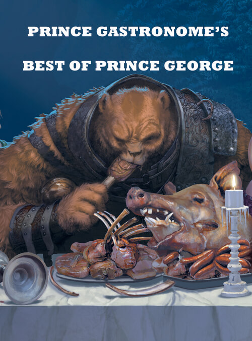 Prince George Restaurants With Private Rooms