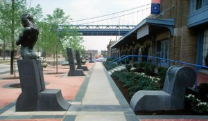 Riverwalk at Piers 3 & 5, Penn's Landing, Philadelphia, PA