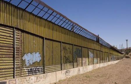 The Independence Fence?