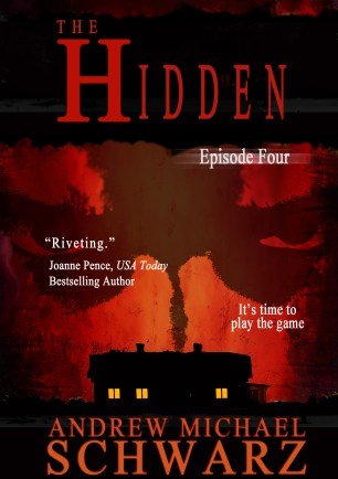 The Hidden Episode 4 Cover copy