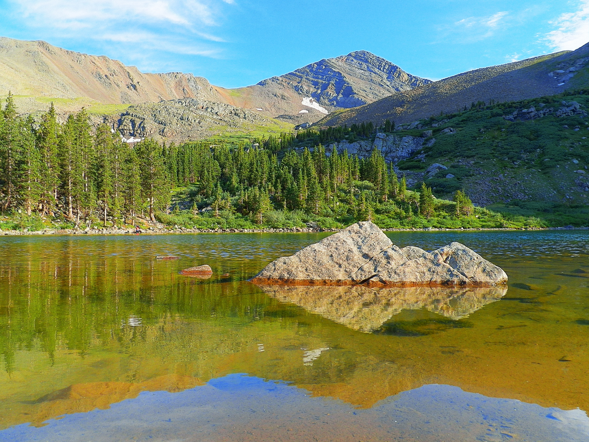 Camping in Colorado by Road or Ramble  Andrew Murray