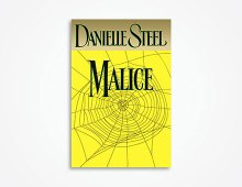 Danielle Steel book cover designs