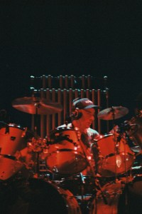 Neil Peart Signals drums