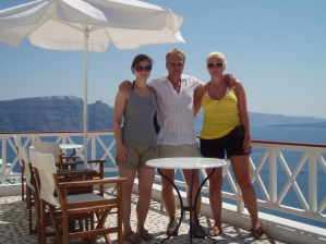 A Life in a Year - 27th August, Island Hopping in Greece