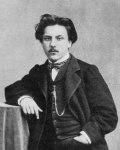 Photograph of Gabriel Faure (1845-1924)