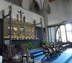 St Mary of Eton, Hackney Wick, London, the sanctuary c.2013