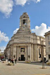Freemasons Hall London WC2, c 2016
