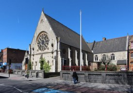 Church of Our Lady and St Catherine of Siena (1870), Bow, London E3 c.2000