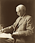 W. D. Caröe (1857–1938). (Source: Wikimedia Commons).