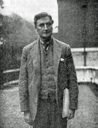 "Ralph Vaughan Williams. (Source: ""The Musical Times"", London, March 1922, p.190)"