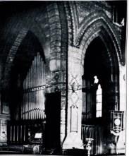 St Thomas, NW1, organ
