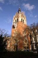 The Union Chapel, Compton Terrace, Islington UK. (c. 2015). [Source: http://www.janeostler.co.uk/]