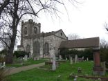 SS Peter and Paul parish church, Dagenham, Essex