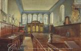 John Crowther (1837-1902) 'Interior view of St Matthew Friday Street' (1881). Source, London Metropolitan Archive q7706594