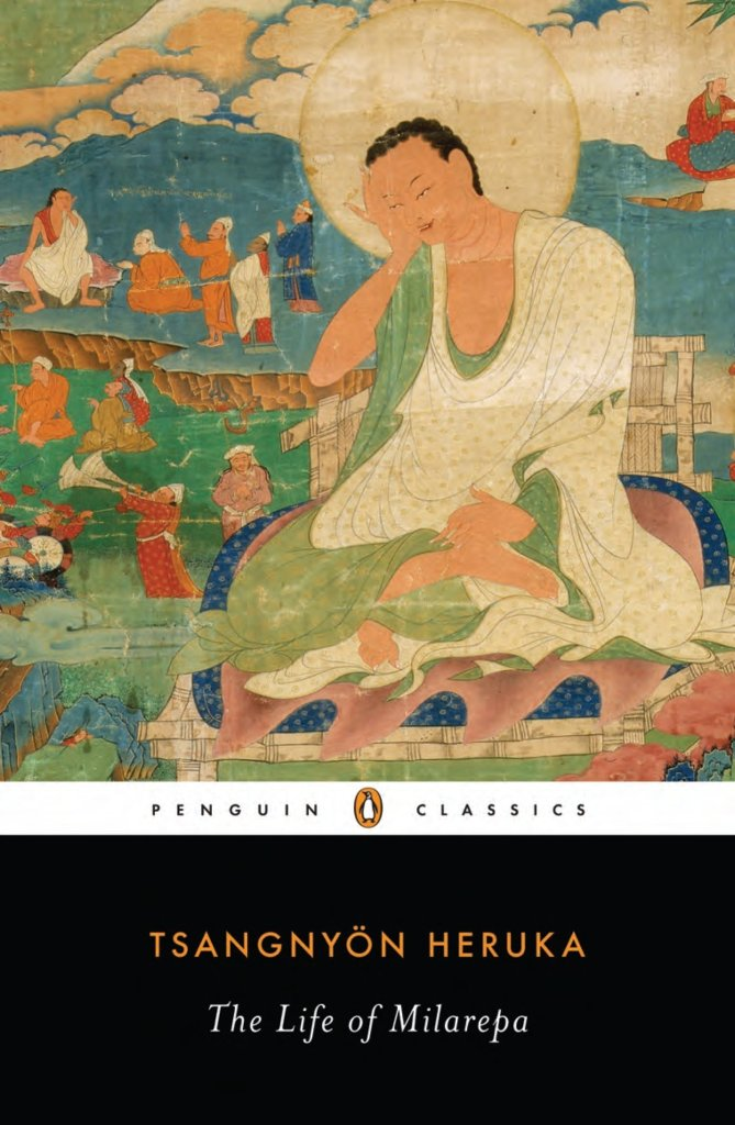 Book Cover: The Life of Milarepa