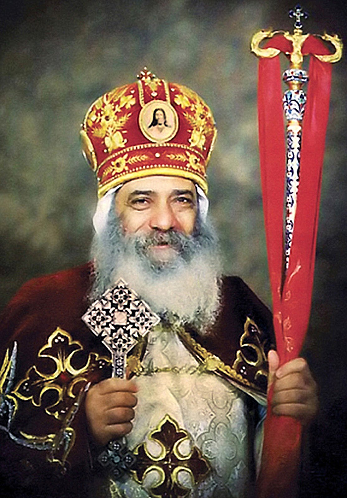 Word Of God Quotes Wallpaper Pope Shenouda Quotes Spoken Thoughts