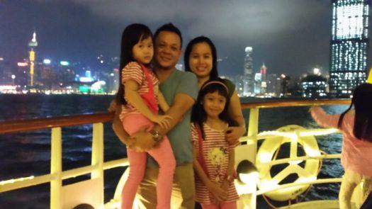 Di Atas Kapal Victoria Star Cruise