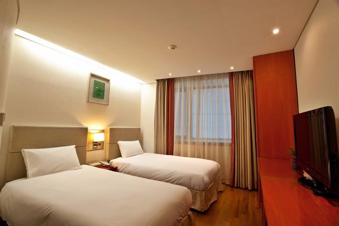 Room at Hotel Prince Myeongdong