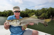Snook Fishing Charter - Fort Myers