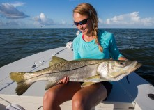 Snook Fishing Sanibel