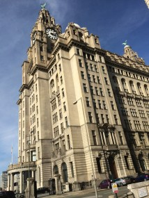 Royal Liver building @Liverpool