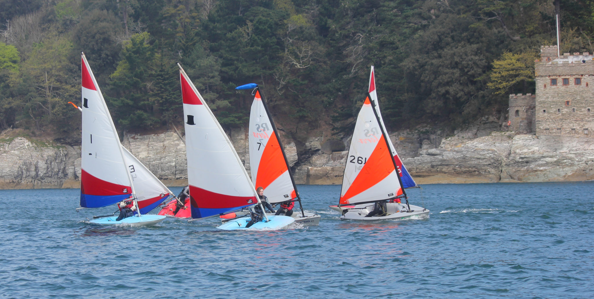 South West Youth Sailing Academy Andrew Simpson Sailing