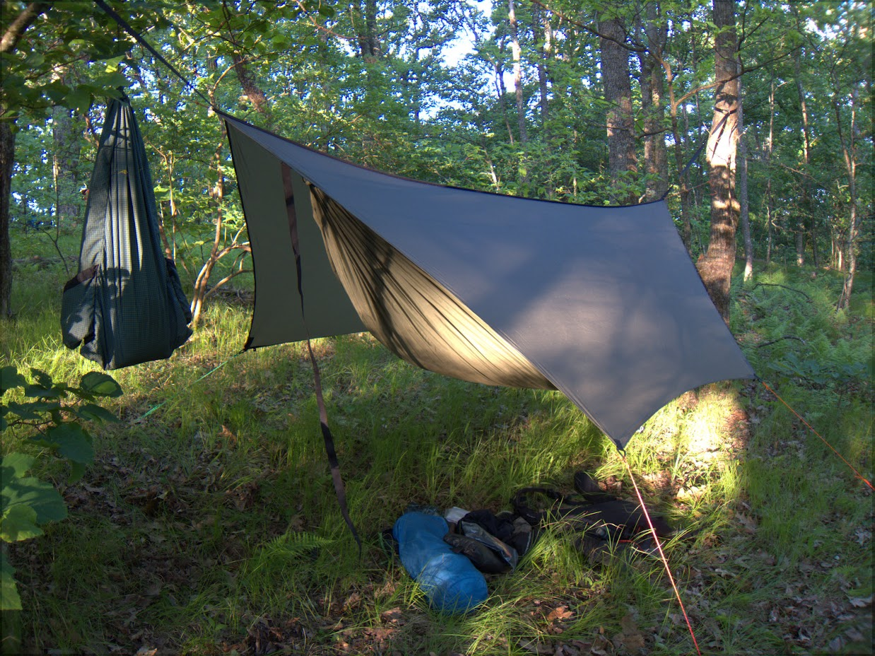 Hammock Camping Part I Advantages Amp Disadvantages Versus