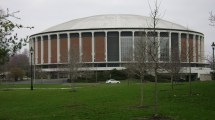 Ohio University Convocation Center Dorms