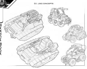 GI Joe Concepts