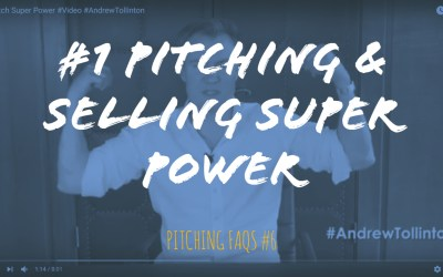 #1 Pitch & Selling Super Power FAQ #6 Video & Podcast