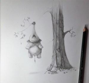 dwarf-treelephant_andrew-tong-art_web