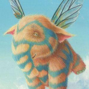 Painting The Honeyphant
