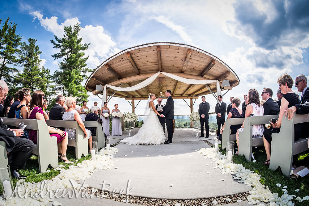 A Le Belvedere Wedding for Sarah and Ryan  Part 1