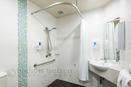 Image of private hospital room ensuite