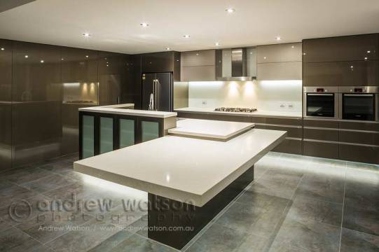 Kitchen image for a residential home