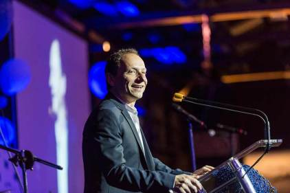 Image of speaker at Forty Winks National Conference Gala Dinner