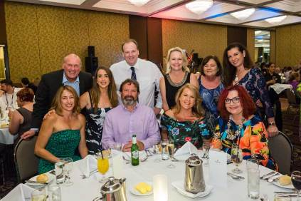 Image of delegates at CNSA Annual Congress Gala Dinner