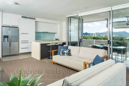 Image of hotel apartment at Cairns Harbour Lights
