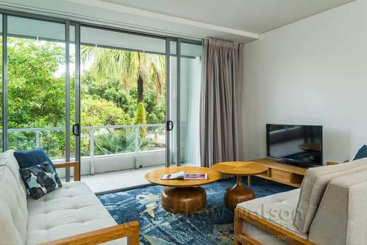 Image of two bedroom apartment at Cairns Harbour Lights