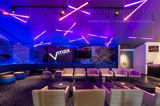 Image of cinema lounge at Smithfield Event Cinemas