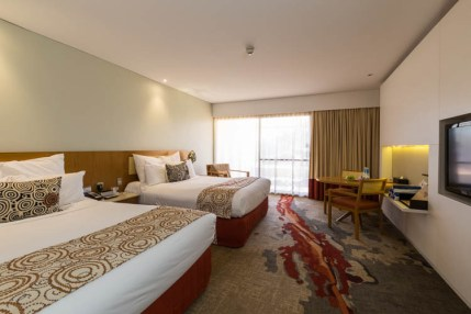 Image of room interior at Sails in the Desert Hotel at Uluru