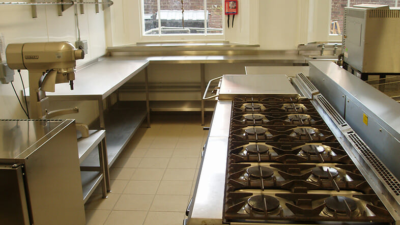commercial kitchens hickory cabinets kitchen catering equipment company in hampshire andrew white morshead