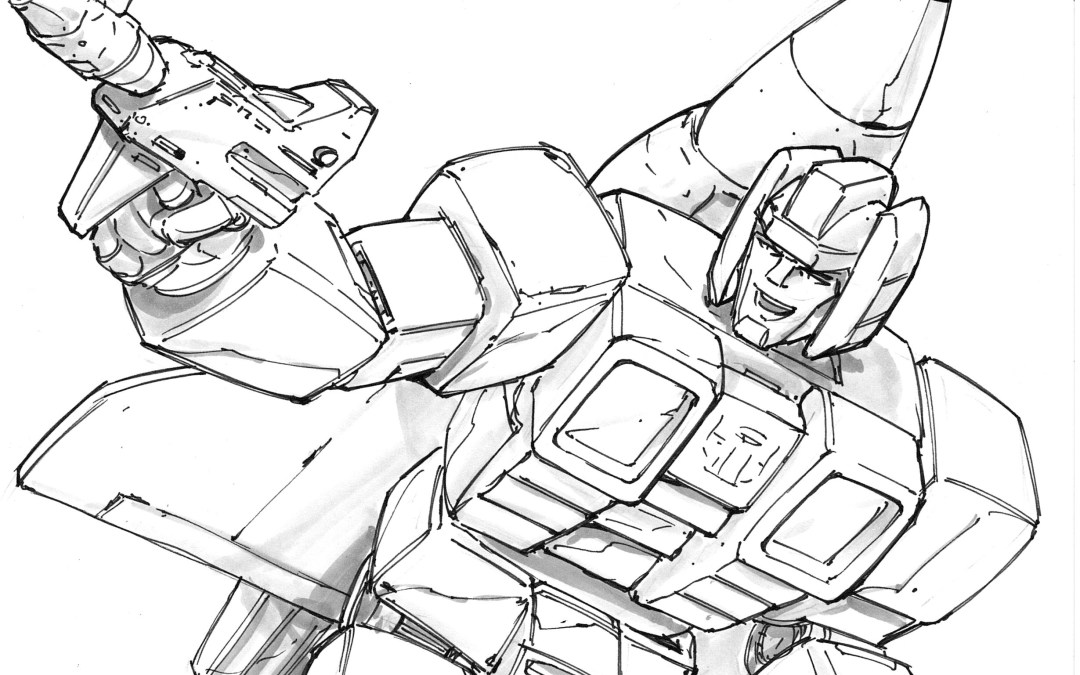 TRANSFORMERS SKETCHES