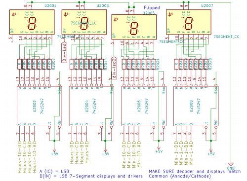 small resolution of discrete logic clock