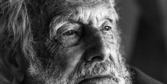 Portrait photography of Alf