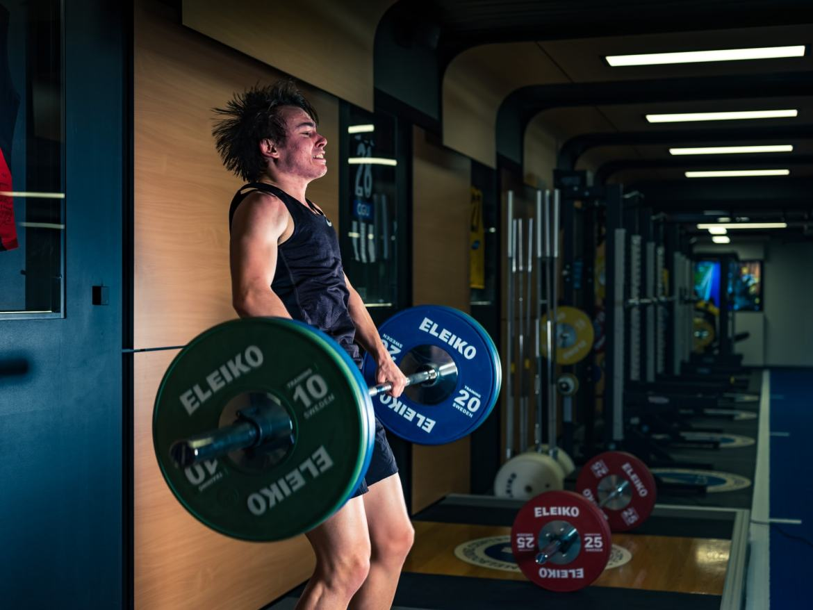 Sports Photography Melbourne Centre Athletic Performance power lifting