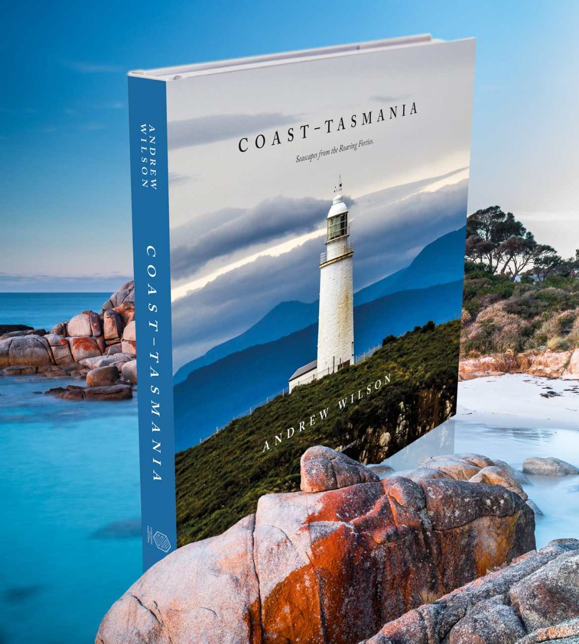 Coast Tasmania Coffee Table Book