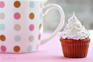 Чай и пирожное