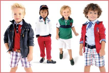 Фото с мальчиками-модниками