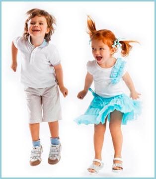 Легко и весело детям летом